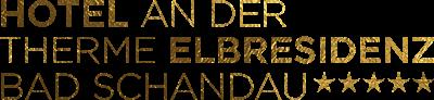 Logo Hotel an der Therme Elbresidenz
